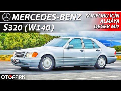 Mercedes-Benz S320 (W140) | Almak Mantıklı Mı?