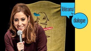 Léa Salamé : une heure en tête-à-tête avec la journaliste