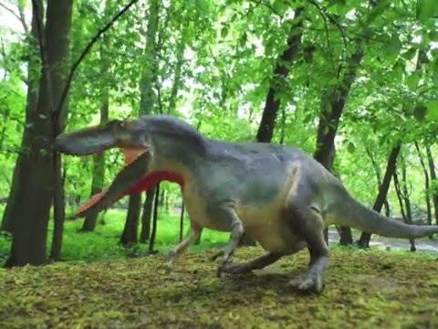 Dryptosaurus in tribute to Ray Harryhausen