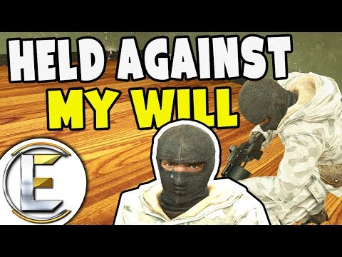 Held Against My Will - Gmod DarkRP (Takeover A Base And Raid Everyone!)