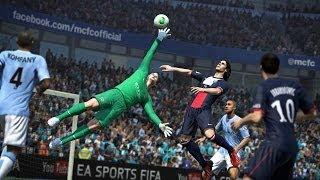 MÓJ PIERWSZY GOL Z WOLNEGO! | FIFA 14 | BENTEKE
