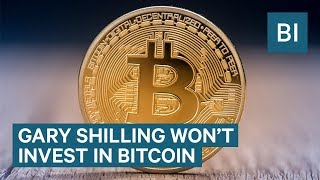 Gary Shilling explains why he won't invest in bitcoin