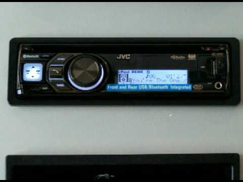 hqdefault jvc kd a805 instructional video youtube jvc kd-a815 wiring diagram at gsmx.co