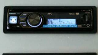 JVC-KD-A805 Instructional Video