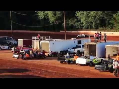 Hotlaps - JayBird - Cherokee Speedway (Young Guns) 8/13/2016