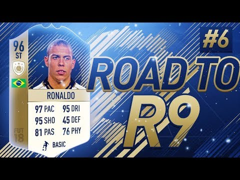 Road to R9 #6 - Position Change and Chemistry Style Trading
