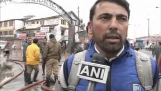 Dewatering operations begin in Jammu and Kashmir