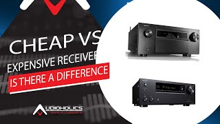 Do Expensive AV Receivers Sound Better than Cheap Ones?
