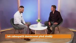 Obchodní a marketingový ředitel Martin Přívětivý v TV Seznam