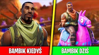 DZIEŃ Z ŻYCIA BAMBIKA #6 Fortnite Battle Royale | Keendi