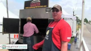 Iowa State Fair - Pork Chop On A Stick