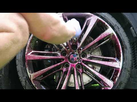 ADBL VAMPIRE GEL How To Superclean Alloy Wheels Cleaner That Attacks Brake Dust