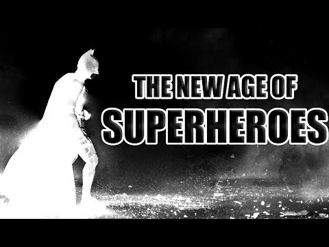 The New Age of Superheroes