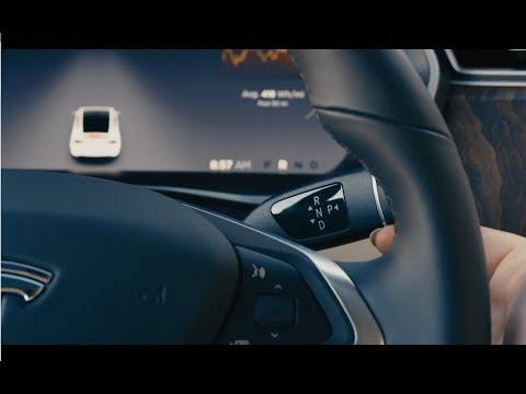 Model S+X Guide | Gear Selection