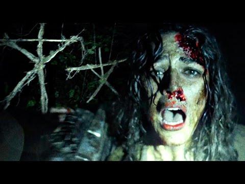 Ведьма из Блэр: Новая глава - Дублированный Трейлер 2016 | Ужасы