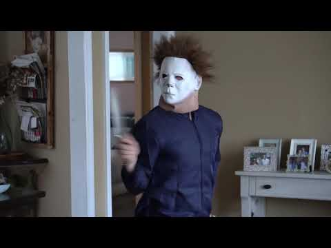 Michael Myers During October (Halloween Parody)