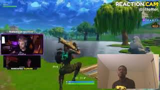 When You Team Up With a Girl | Voice Chat | Fortnite WTF, Troll & Funny Mo… – REACTION.CAM