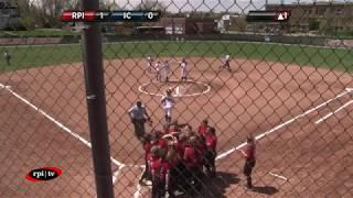 Softball vs. Ithaca Highlights (Liberty League Championship - Game 6)