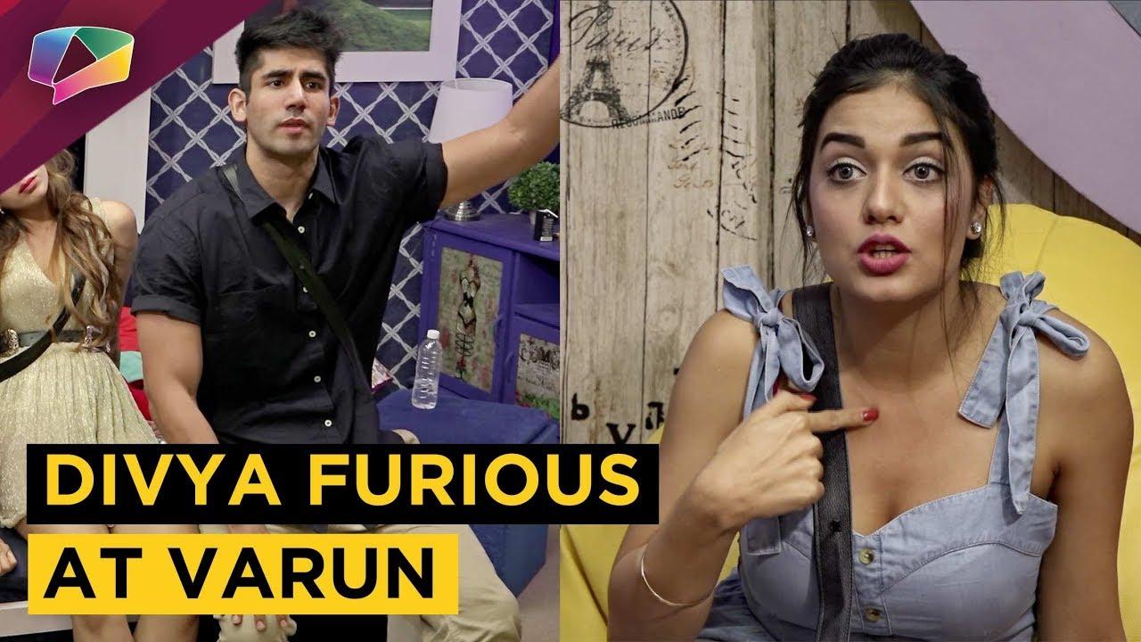 Divya Agarwal Furious At Varun Sood As He Supports Chetna | MTV Ace of Space