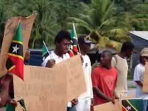 Dr. Denzil Douglas Interview on Team UNITY/NDP Protests in St.Vincent
