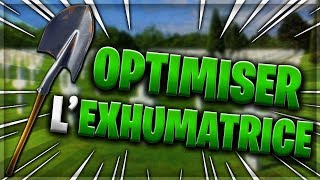 OPTIMISER EXHUMATRICE - FORTNITE SAUVER THE WORLD