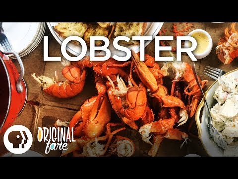 Lobster   Original Fare   PBS Food