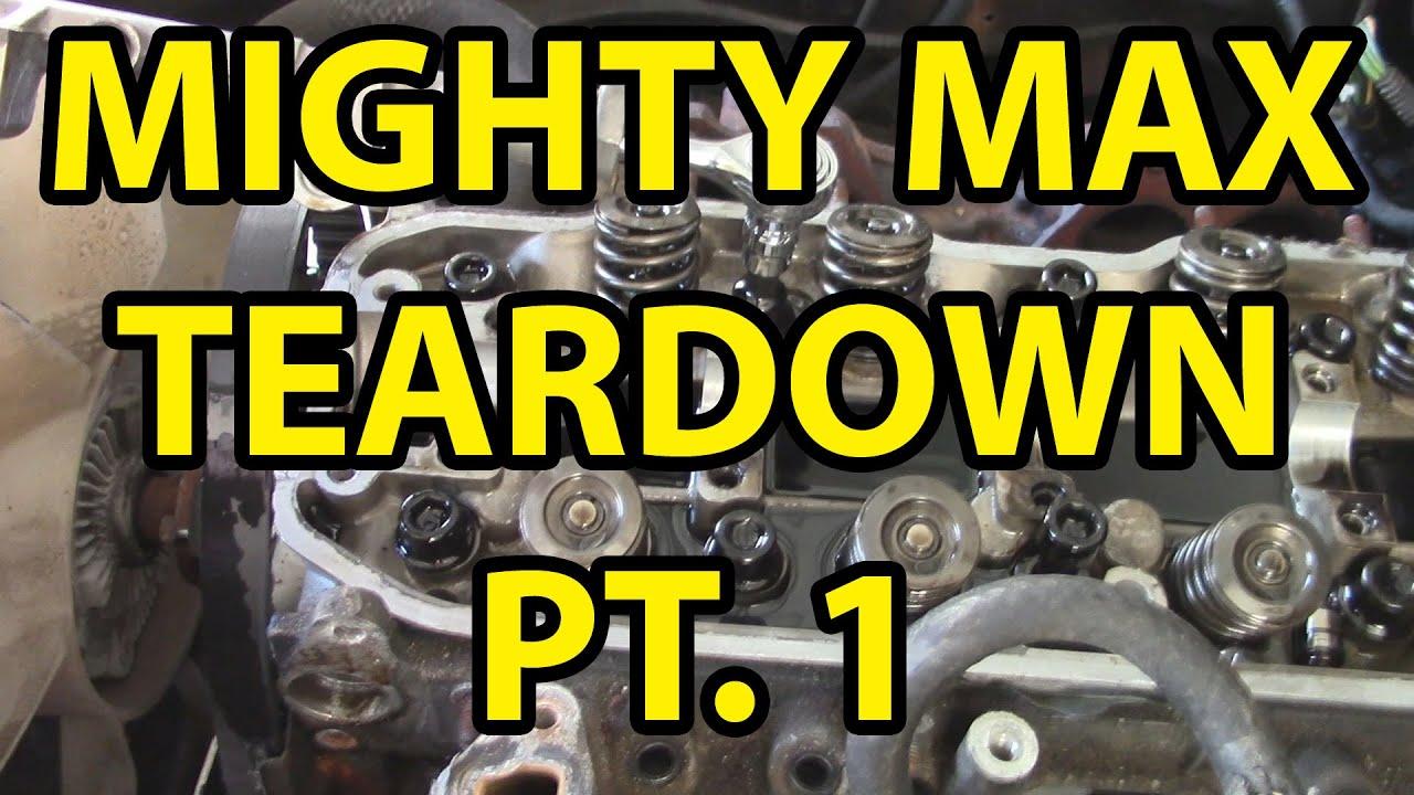 Mighty Max Teardown Pt  1