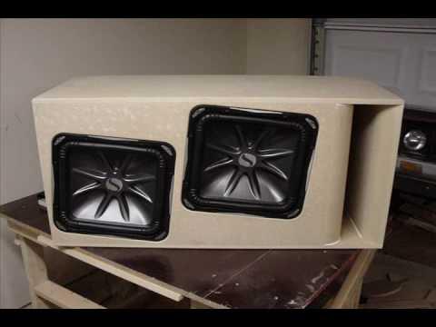Kicker l7 15s box build zx6rtoxic youtube publicscrutiny Choice Image