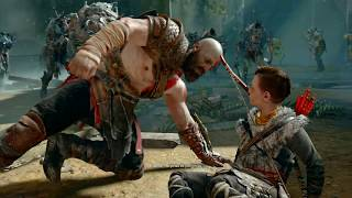 God of war | BESTIAL!!!!! | PS4 pro 4k |gameplay|2018 Español