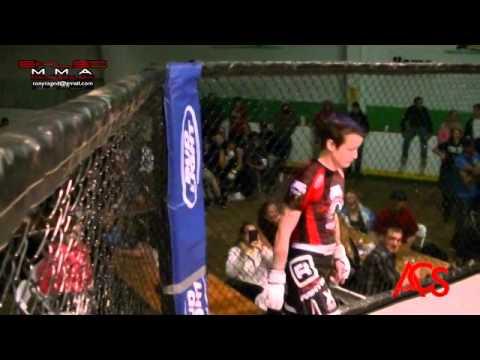 EXILED MMA and ACSLive.TV PRESENTS Taylor Denslow VS Sheena Star Brandenberg