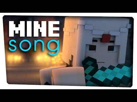 "♪ ""Mine Song"" - A Minecraft Parody of Rachel Platten's ""Fight Song"" ♪"