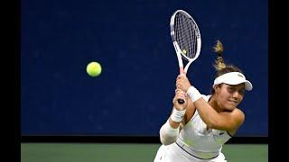Kristie Ahn vs. Svetlana Kuznetsova | US Open 2019 R1 Highlights