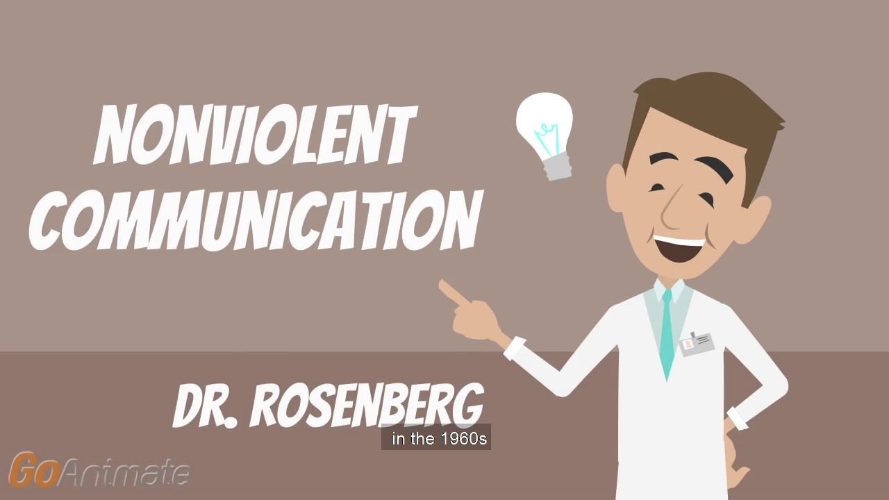 Nonviolent Communication - YouTube