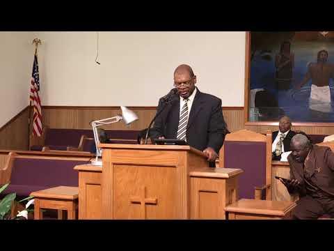 "Rev. Patrick K. Evans-""The Lord Will Provide"""