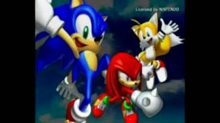 Sonic Heroes Team Sonic Story  Longplay A-Rank