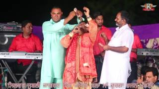 Durga Rangila Rakh lai Nimaniyan Da Maan LIVE  Jagran Kandola Kalan Silver Jubilee (Khushi Films)