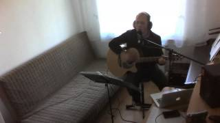 Ляпис Трубецкой — Ау (covered by PuschkinGuitar)