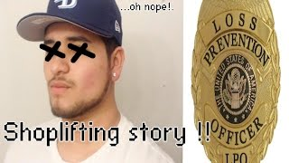 How I got caught stealing story at khols teen(shoplifting Story)