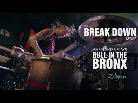 The Break Down Series - Mike Fuentes plays Bulls in the Bronx