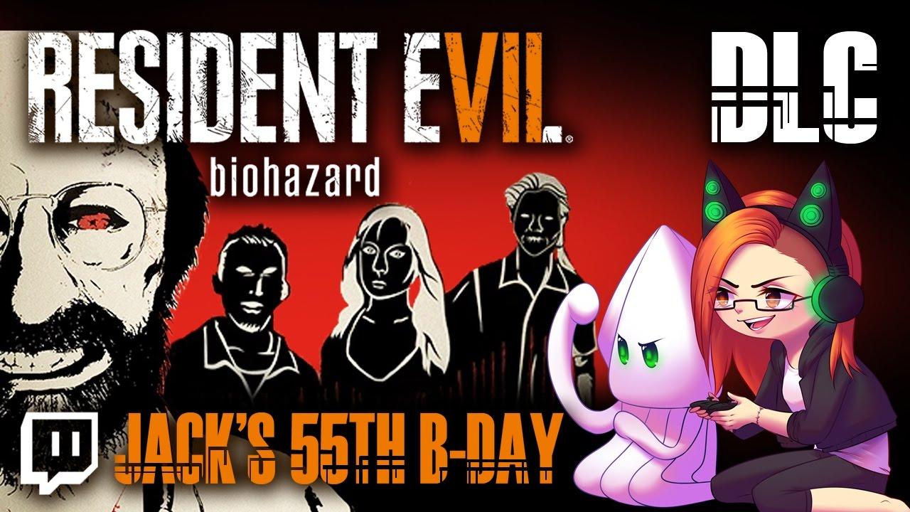 Resident Evil 7: Biohazard (DLC: Jack's 55th Birthday ...