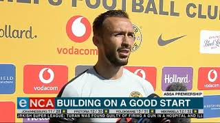 Kaizer Chiefs hopes to continue their positive start to the Absa Premiership