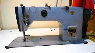 видео Швейная машина 1022 класса  | Швейные машины Brother, Janome, Singer, Jaguar, Veritas, Juki...