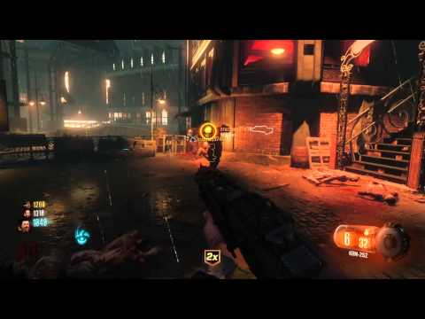 Call of duty black ops 3 zombi