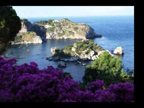 ISOLA  BELLA  TAORMINA  ITALY