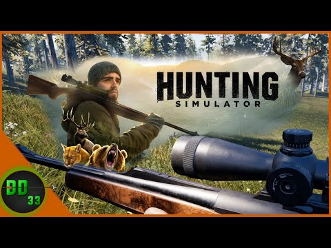 It's Time for Something Different!  Hunting Simulator |