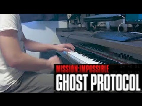 Kremlin With Anticipation- Mission Impossible: Ghost Protocol (2 Pianos)