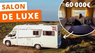 We are testing a NEW motorhome in Brittany (France) ! 😎 (P696U)
