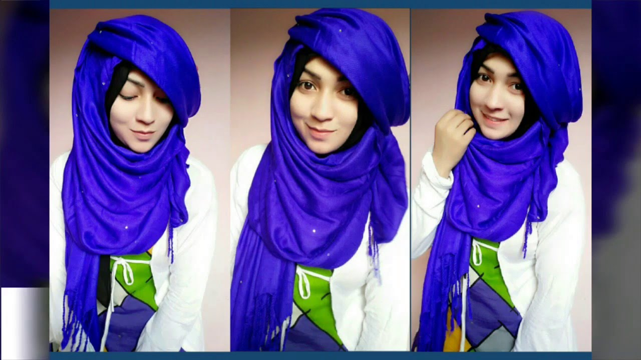 Easy Summer Hijab Style Youtube