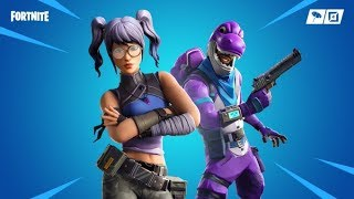 Fortnite New skins. Crystal and bronto - New dinosaur skin