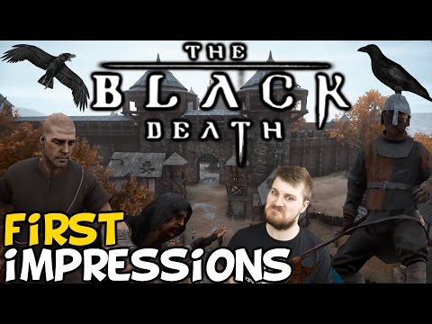 """The Black Death Early Access First Impressions """"Is It Worth Playing?"""""""